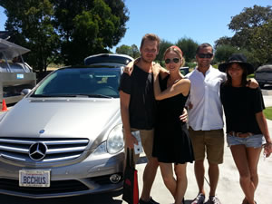 Solvang - Santa Barbara Wine Tours